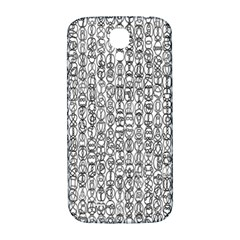 Abstract Knots Background Design Pattern Samsung Galaxy S4 I9500/i9505  Hardshell Back Case by Simbadda