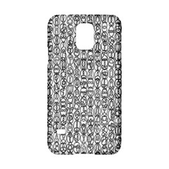 Abstract Knots Background Design Pattern Samsung Galaxy S5 Hardshell Case  by Simbadda