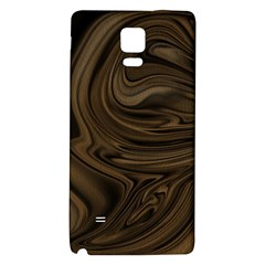 Abstract Art Galaxy Note 4 Back Case by Simbadda