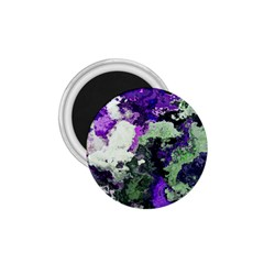 Background Abstract With Green And Purple Hues 1 75  Magnets by Simbadda