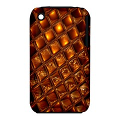 Caramel Honeycomb An Abstract Image Iphone 3s/3gs by Simbadda