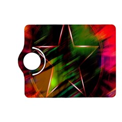 Colorful Background Star Kindle Fire Hd (2013) Flip 360 Case by Simbadda