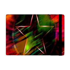 Colorful Background Star Ipad Mini 2 Flip Cases by Simbadda