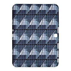 Snow Peak Abstract Blue Wallpaper Samsung Galaxy Tab 4 (10 1 ) Hardshell Case