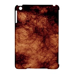 Abstract Brown Smoke Apple Ipad Mini Hardshell Case (compatible With Smart Cover) by Simbadda