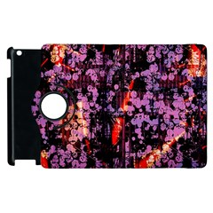 Abstract Painting Digital Graphic Art Apple Ipad 2 Flip 360 Case by Simbadda