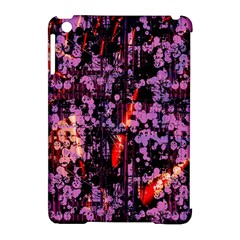 Abstract Painting Digital Graphic Art Apple Ipad Mini Hardshell Case (compatible With Smart Cover) by Simbadda