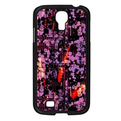 Abstract Painting Digital Graphic Art Samsung Galaxy S4 I9500/ I9505 Case (black) by Simbadda