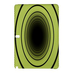 Spiral Tunnel Abstract Background Pattern Samsung Galaxy Tab Pro 12 2 Hardshell Case by Simbadda