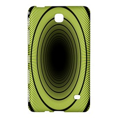 Spiral Tunnel Abstract Background Pattern Samsung Galaxy Tab 4 (7 ) Hardshell Case  by Simbadda