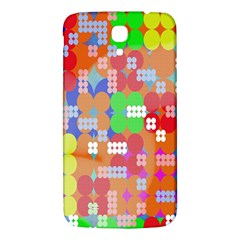 Abstract Polka Dot Pattern Digitally Created Abstract Background Pattern With An Urban Feel Samsung Galaxy Mega I9200 Hardshell Back Case
