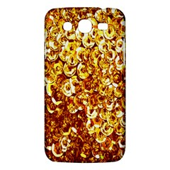Yellow Abstract Background Samsung Galaxy Mega 5 8 I9152 Hardshell Case  by Simbadda