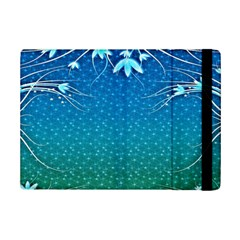 Floral 2d Illustration Background Ipad Mini 2 Flip Cases by Simbadda