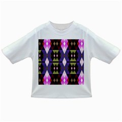 Geometric Abstract Background Art Infant/toddler T Shirts by Nexatart