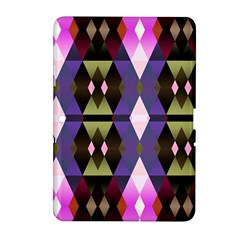 Geometric Abstract Background Art Samsung Galaxy Tab 2 (10 1 ) P5100 Hardshell Case