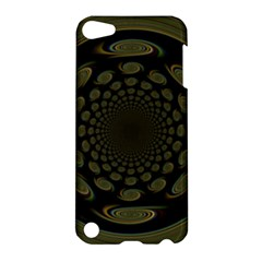 Dark Portal Fractal Esque Background Apple Ipod Touch 5 Hardshell Case by Nexatart