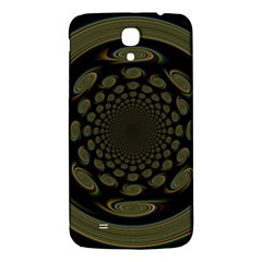 Dark Portal Fractal Esque Background Samsung Galaxy Mega I9200 Hardshell Back Case by Nexatart