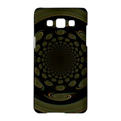 Dark Portal Fractal Esque Background Samsung Galaxy A5 Hardshell Case  by Nexatart