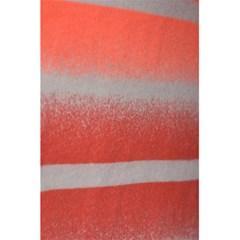 Orange Stripes Colorful Background Textile Cotton Cloth Pattern Stripes Colorful Orange Neo 5 5  X 8 5  Notebooks by Nexatart