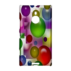 Colored Bubbles Squares Background Nokia Lumia 1520 by Nexatart