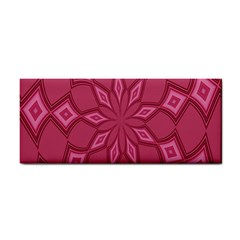 Fusia Abstract Background Element Diamonds Cosmetic Storage Cases by Nexatart