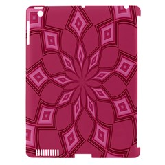 Fusia Abstract Background Element Diamonds Apple Ipad 3/4 Hardshell Case (compatible With Smart Cover) by Nexatart