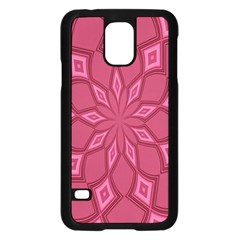 Fusia Abstract Background Element Diamonds Samsung Galaxy S5 Case (black)