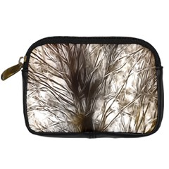 Tree Art Artistic Tree Abstract Background Digital Camera Cases by Nexatart