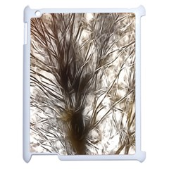 Tree Art Artistic Tree Abstract Background Apple Ipad 2 Case (white) by Nexatart
