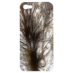 Tree Art Artistic Tree Abstract Background Apple Iphone 5 Hardshell Case