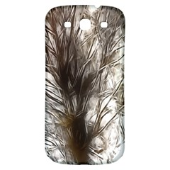 Tree Art Artistic Tree Abstract Background Samsung Galaxy S3 S Iii Classic Hardshell Back Case by Nexatart