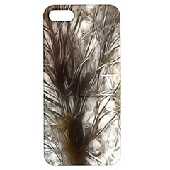 Tree Art Artistic Tree Abstract Background Apple Iphone 5 Hardshell Case With Stand by Nexatart