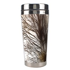 Tree Art Artistic Tree Abstract Background Stainless Steel Travel Tumblers by Nexatart