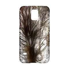 Tree Art Artistic Tree Abstract Background Samsung Galaxy S5 Hardshell Case  by Nexatart