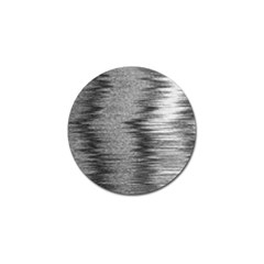 Rectangle Abstract Background Black And White In Rectangle Shape Golf Ball Marker (10 Pack) by Nexatart
