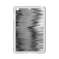 Rectangle Abstract Background Black And White In Rectangle Shape Ipad Mini 2 Enamel Coated Cases by Nexatart