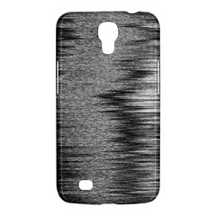 Rectangle Abstract Background Black And White In Rectangle Shape Samsung Galaxy Mega 6 3  I9200 Hardshell Case by Nexatart