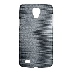 Rectangle Abstract Background Black And White In Rectangle Shape Galaxy S4 Active by Nexatart