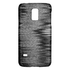 Rectangle Abstract Background Black And White In Rectangle Shape Galaxy S5 Mini by Nexatart