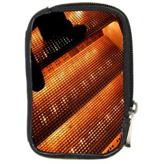 Magic Steps Stair With Light In The Dark Compact Camera Cases by Nexatart