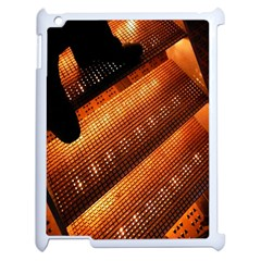 Magic Steps Stair With Light In The Dark Apple Ipad 2 Case (white) by Nexatart
