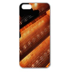 Magic Steps Stair With Light In The Dark Apple Seamless Iphone 5 Case (clear) by Nexatart