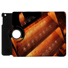 Magic Steps Stair With Light In The Dark Apple Ipad Mini Flip 360 Case
