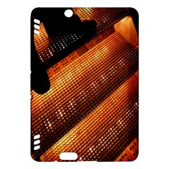 Magic Steps Stair With Light In The Dark Kindle Fire Hdx Hardshell Case by Nexatart