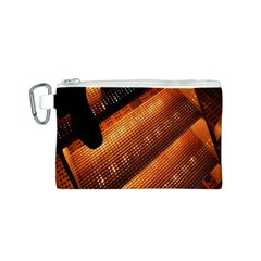 Magic Steps Stair With Light In The Dark Canvas Cosmetic Bag (s) by Nexatart