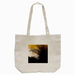 Tree Art Artistic Abstract Background Tote Bag (cream) by Nexatart