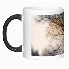 Tree Art Artistic Abstract Background Morph Mugs