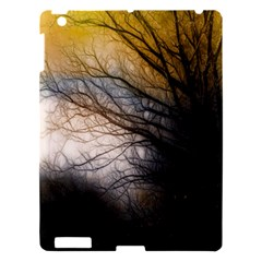 Tree Art Artistic Abstract Background Apple Ipad 3/4 Hardshell Case