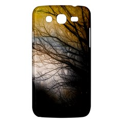Tree Art Artistic Abstract Background Samsung Galaxy Mega 5 8 I9152 Hardshell Case