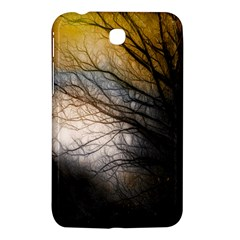 Tree Art Artistic Abstract Background Samsung Galaxy Tab 3 (7 ) P3200 Hardshell Case  by Nexatart